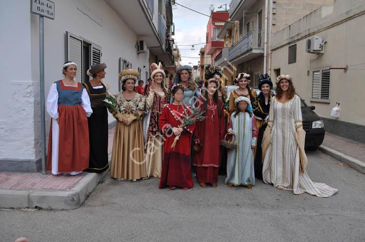 Bernalda 23 agosto 2016 - Festa di San Bernardino da Siena - Corteo Storico 2016 a cura di Catia Mancini - FOTO e VIDEO
