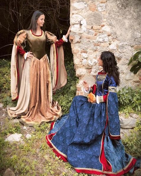 competitive price da56e 4bf03 Costumi Storici Medievali Catia Mancini 2018 – Catia Mancini ...