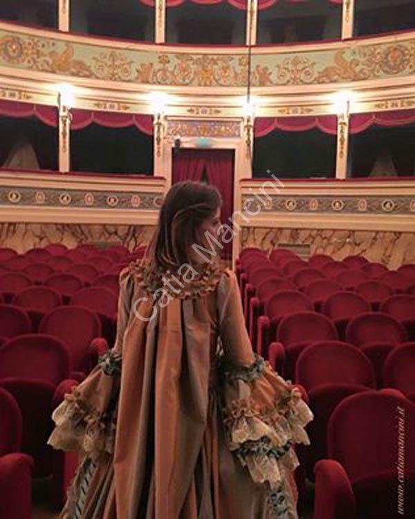 Artiganarte - Teatro Ventidio Basso - Ascoli Piceno - 3-4-5 agosto 2016 - Costumeria Catia Mancini